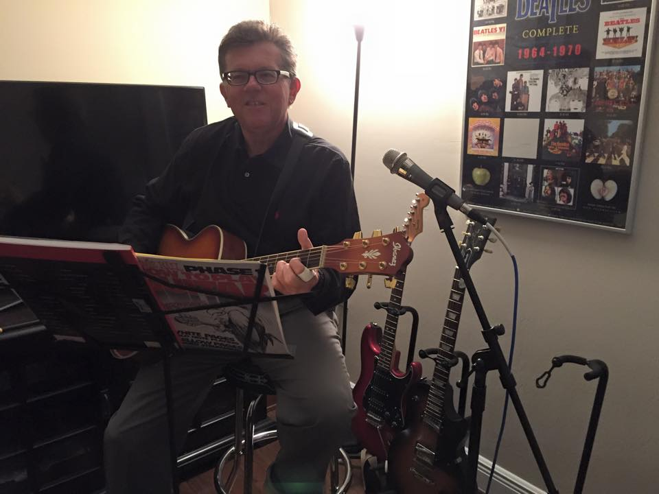 dad guitars